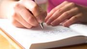 Prüfungsangst aufschreiben