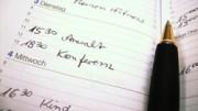 Zeitmanagement-Planung