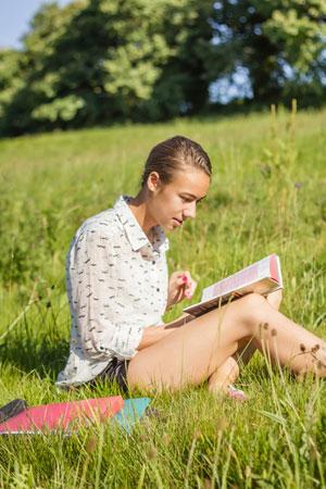 Urlaub zum Lernen