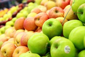 Brainfood Äpfel