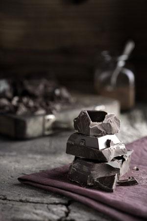 Brainfood Zartbitter-Schokolade