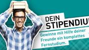 """IUBH Wettbewerb """"Dein Stipendium"""""""