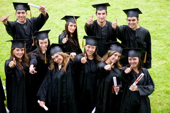 Erfolgreicher Studienabschluss