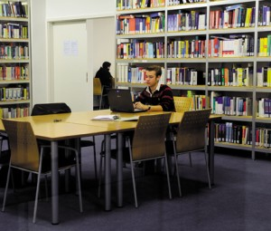 PFH Bibliothek