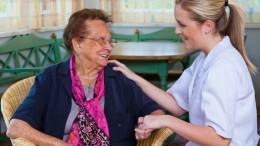 Soziale Arbeit in der Pflege